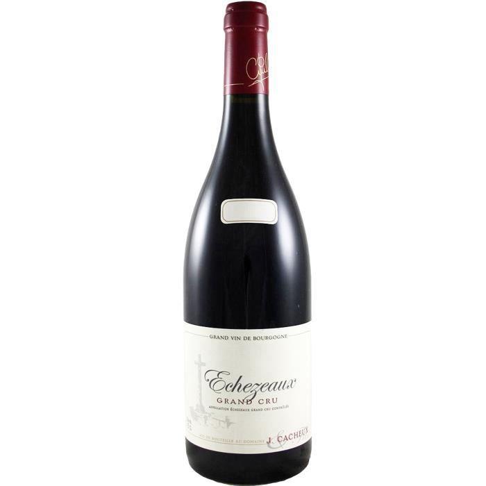 Domaine Jacques Cacheux Echezeaux 2014 Bourgogne Grand Cru - Vin rouge de Bordeaux