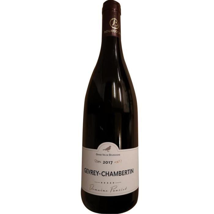 Domaine Pansiot 2017 Gevrey-Chambertin - Vin Rouge de Bourgogne