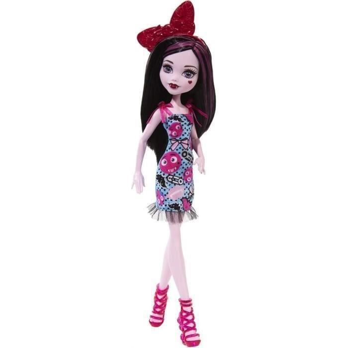 MONSTER HIGH - Goule Draculaura