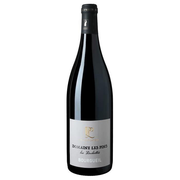 Domaine Les Pins Cuvée Les Rochettes 2019 Bourgueil - Vin rouge de Loire