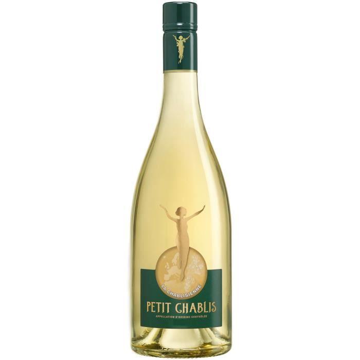 LC BY LC 2019 Petit Chablis - Vin blanc de Bourgogne