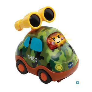 VTECH TUT TUT Bolides Théo, safari-photo + jumelles