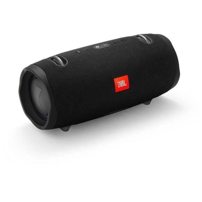 JBL Enceinte X TREME 2 Noir - Bluetooth - Waterproof - Coloris : noir