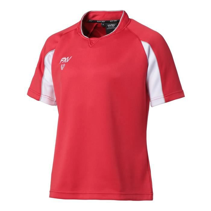 FORCE XV Maillot Entrainement Oush - Rouge