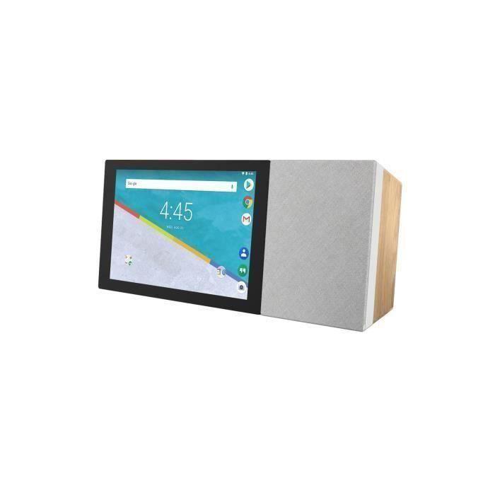 ARCHOS Assistant Google avec écran HD Hello 10 - 10,1- - 2 Go de RAM - Tablette Android 8.0 puissante- Batterie intégrée, contrôle