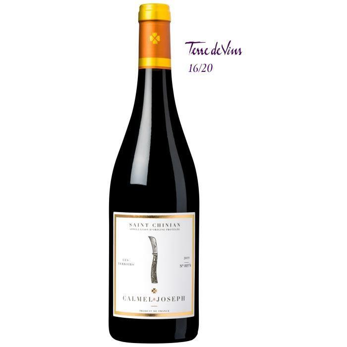 Calmel & Joseph 2019 Saint Chinian - Vin rouge de Languedoc-Roussillon
