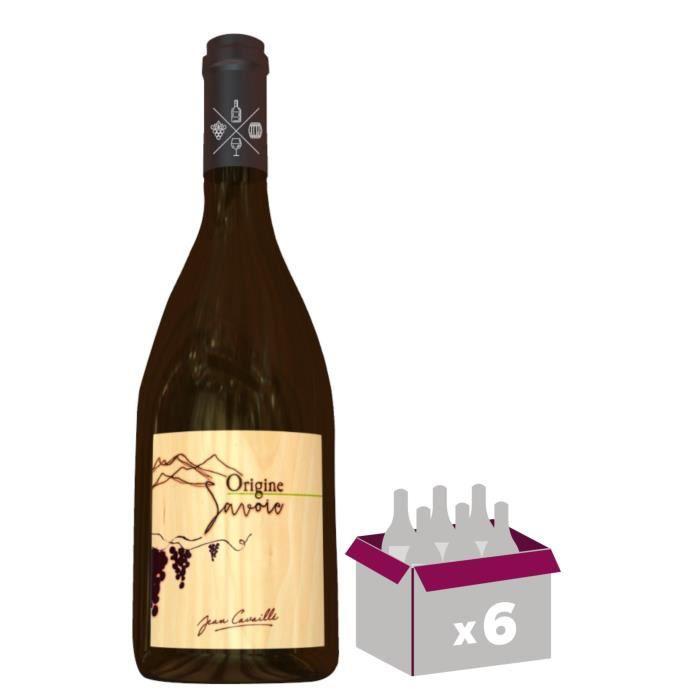 Maison Cavaillé 2015 Savoie - Vin Blanc de Savoie