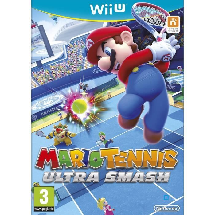 Mario Tennis : Ultra Smash - Jeu Wii U