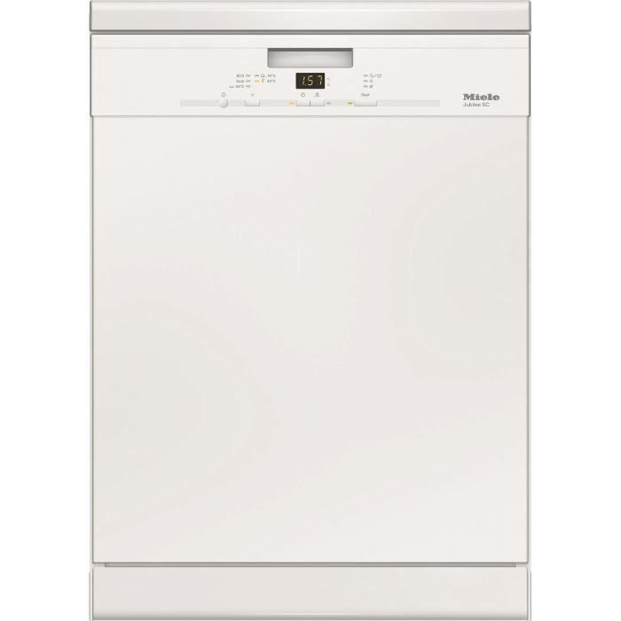 MIELE G 4930 SC Jubilee-Lave vaisselle posable-14 couverts-45 dB-A++-Larg 60 cm-Blanc