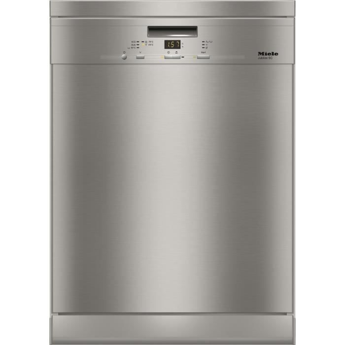 MIELE G 4930 SC Jubilee Front-Lave vaisselle posable-14 couverts-45 dB-A++-Larg 60 cm-Inox