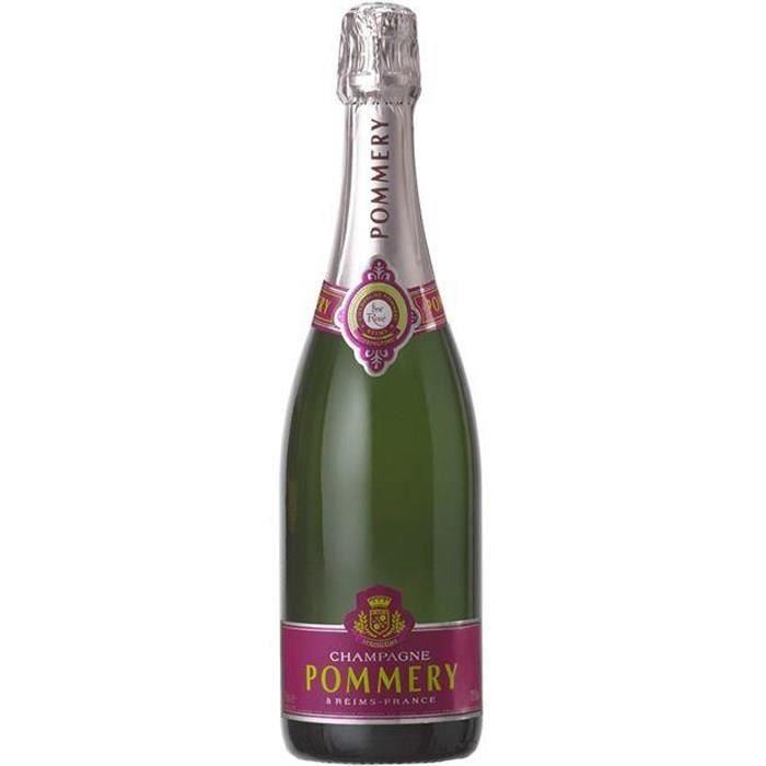 Champagne Pommery Springtime Rosé - 75 cl