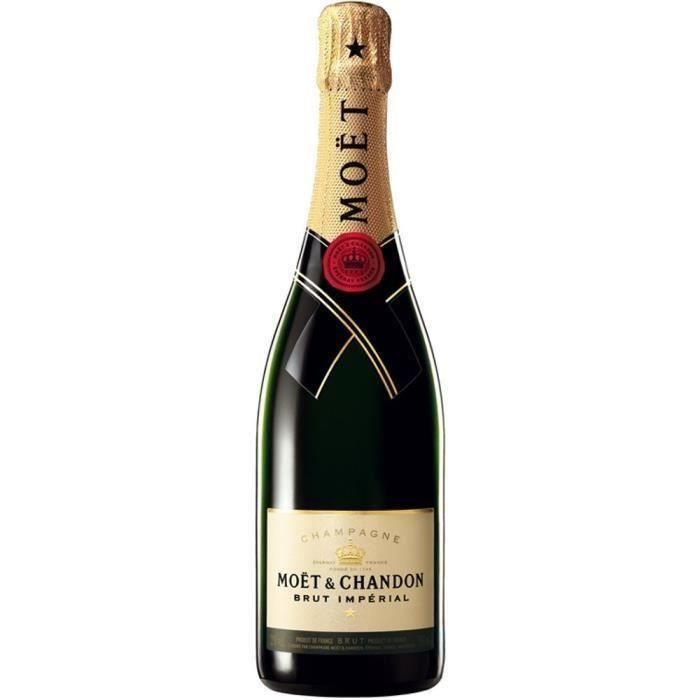 Champagne Moët & Chandon Imperial Brut - 75 cl