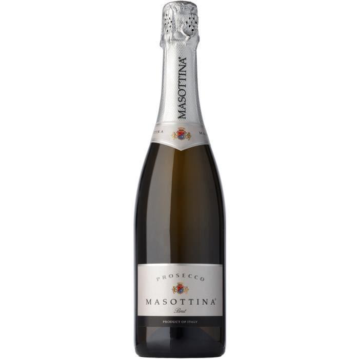 Massotina Prosecco Brut Treviso - Vin blanc d'Italie