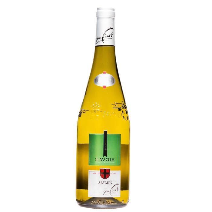 Maison Cavaillé 2018 Abymes Vieilles Vignes - Vin Blanc de Savoie