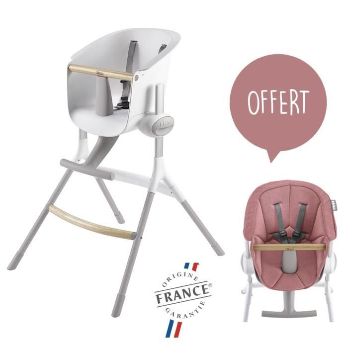 Graco Snack N/' Stow Chaise haute compacte
