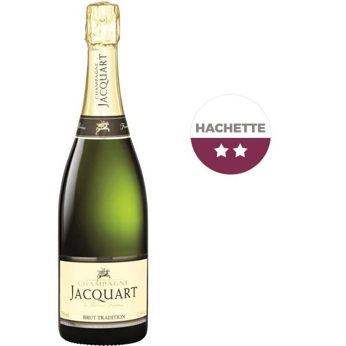 Champagne Jacquart Tradition Brut - 75 cl