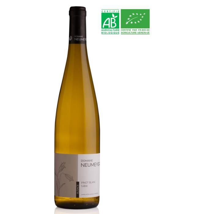 Domaine NEUMEYER 2017 Pinot Blanc - Vin blanc d'Alsace - Bio