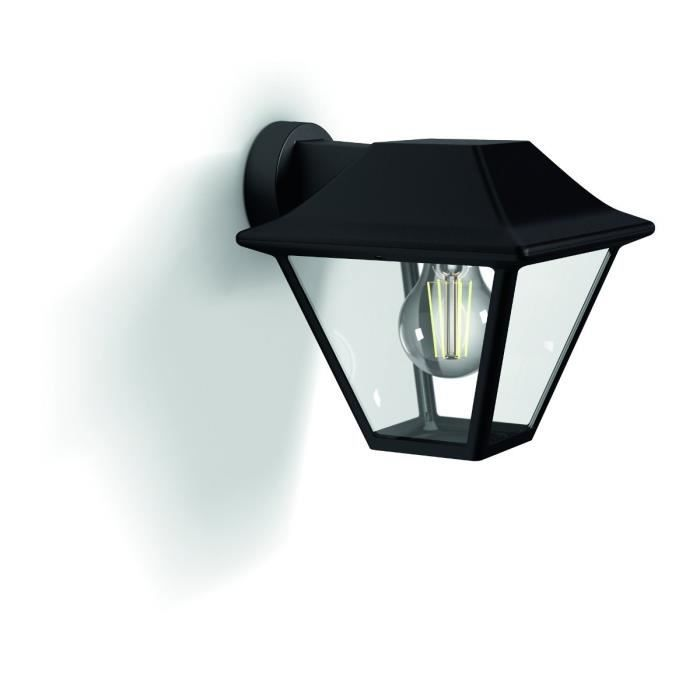 PHILIPS Alpenglow Applique descendante - Noire - 1x9.5W