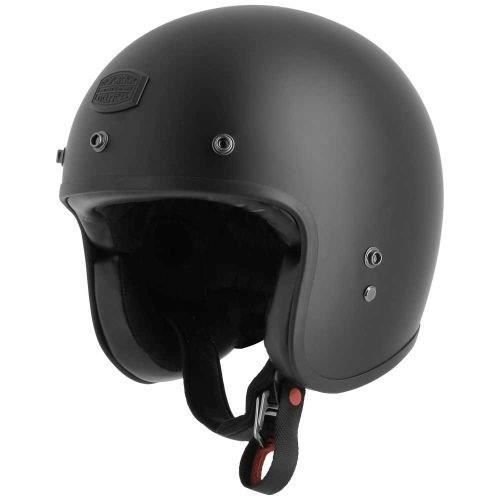 ASTONE Casque Jet Bellair - Noir mat