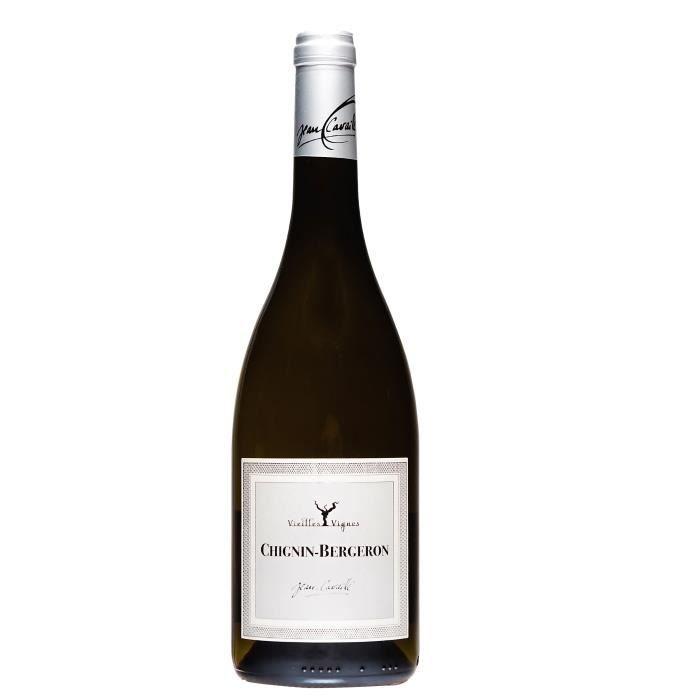Maison Cavaillé Chignin Bergeron Vieilles Vignes - Vin Blanc de Savoie