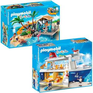 Playmobil Pack Family Fun Croisi?re