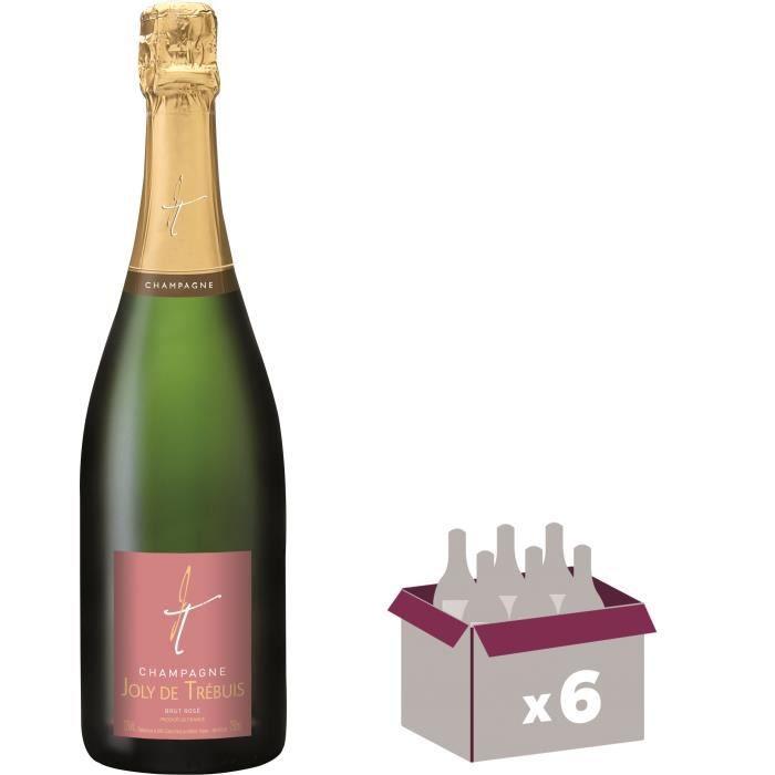 Champagne Joly de Trébuis Brut Rosé