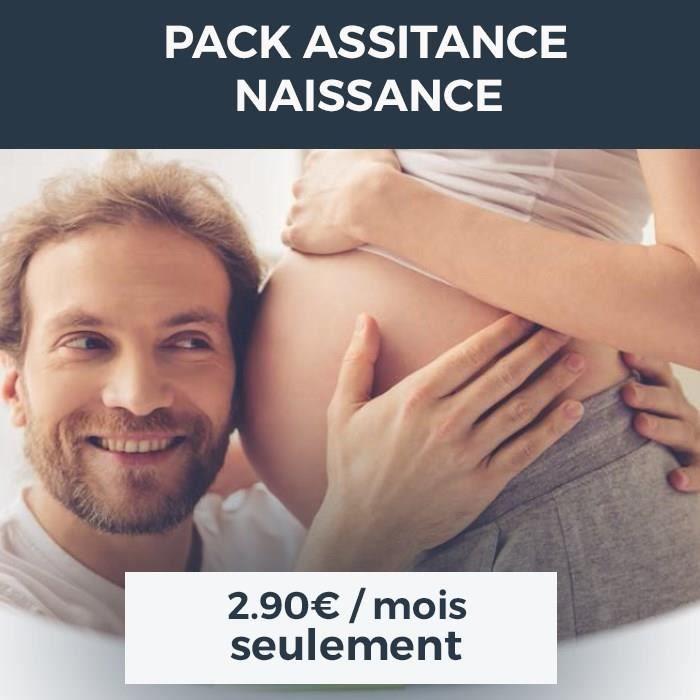 Pack Assistance Naissance 2018