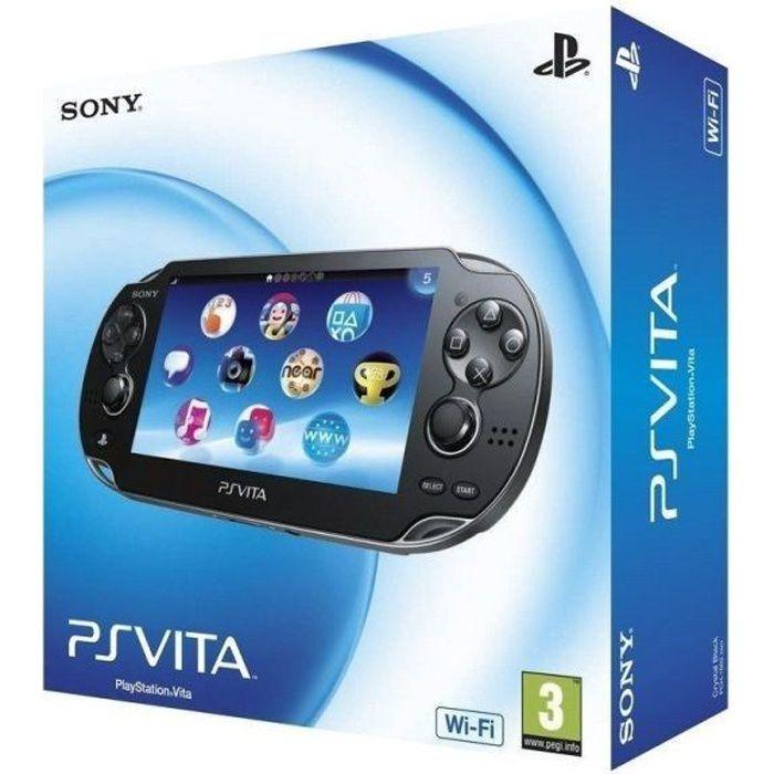 PS Vita Noire WiFi