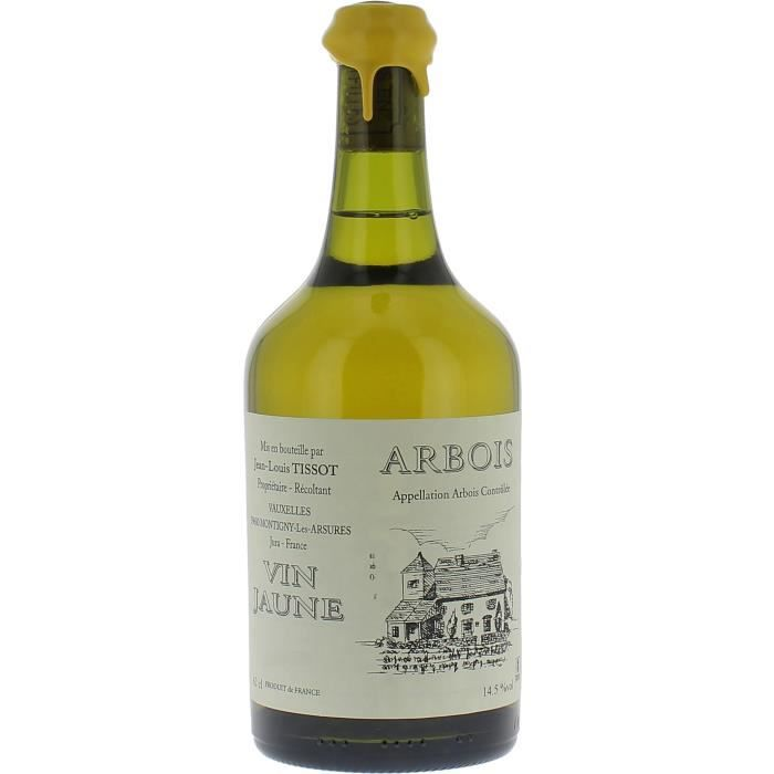 Domaine Tissot 2012 Vin Jaune - Vin blanc du Jura 62 cl