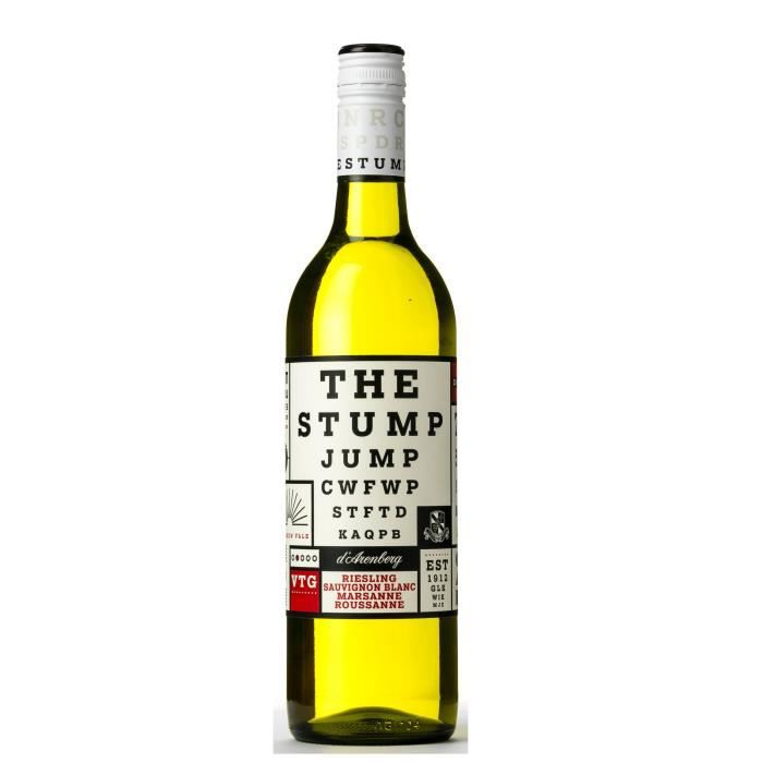 D'arenberg The Stump Jump 2017 Mc Laren Vale - Vin blanc d'Australie