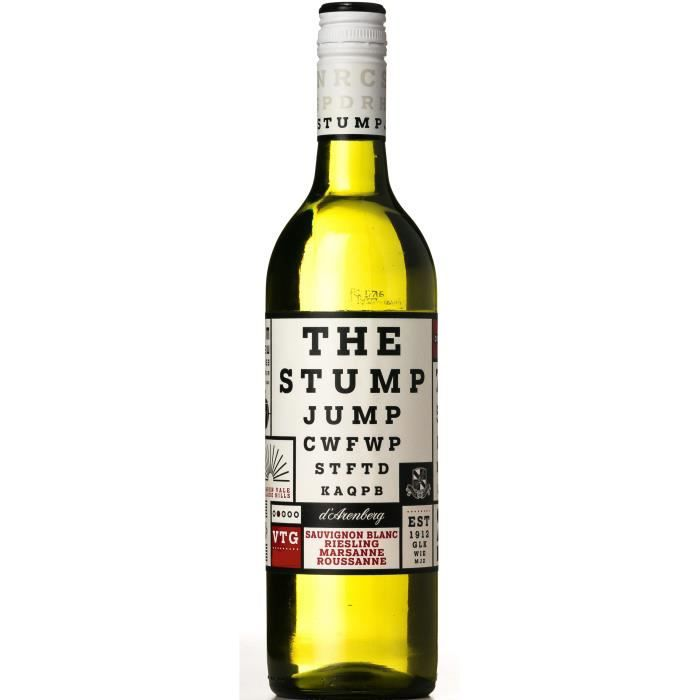 D'arenberg The Stump Jump 2018 Mc Laren Vale - Vin blanc d'Australie