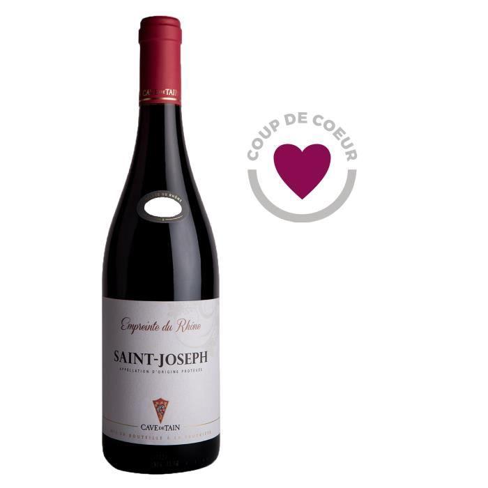 Empreinte du Rhône Cave de Tain 2019 Saint Joseph - Vin rouge de la Vallée du Rhône