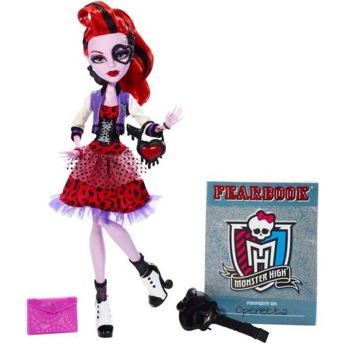 Monster High - Opereta