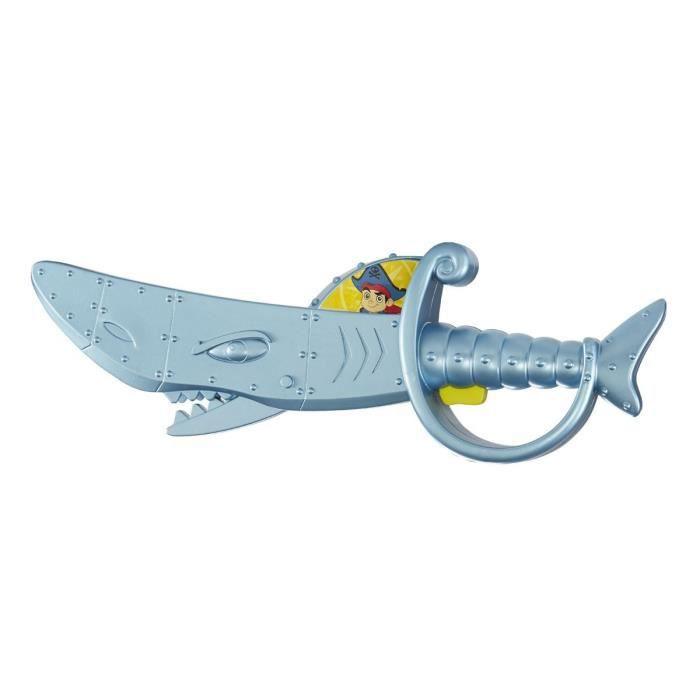 FISHER-PRICE - L'Epée requin de Jake - Accessoire de déguisement
