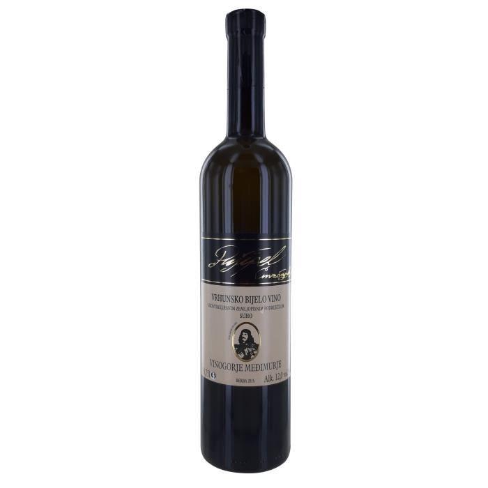Domaine Cmrecnjak 2015 Pusipel - Vin Blanc de Croatie