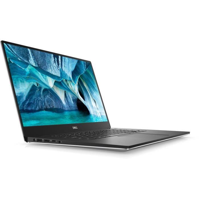 PC Ultrabook - DELL XPS 15 7590 - 15,6- FHD - Core i5-9300H - RAM 8Go - Stockage 512Go - Windows 10