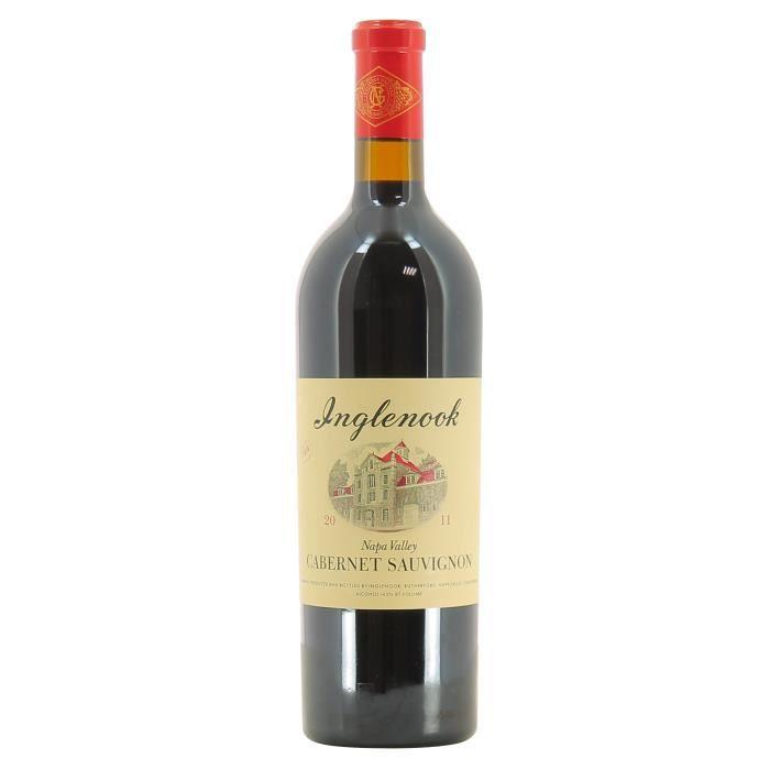 Inglenook 2011 Cabernet Sauvignon - Vin rouge de Californie