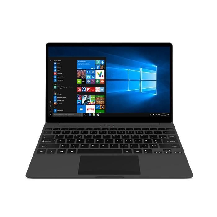Ordinateur Portable Ultrabook Thomson Neo Y - Ecran 12,5 pouces FHD IPS - Celeron N3350 - RAM 2Go - Stockage 32Go - Windows 10
