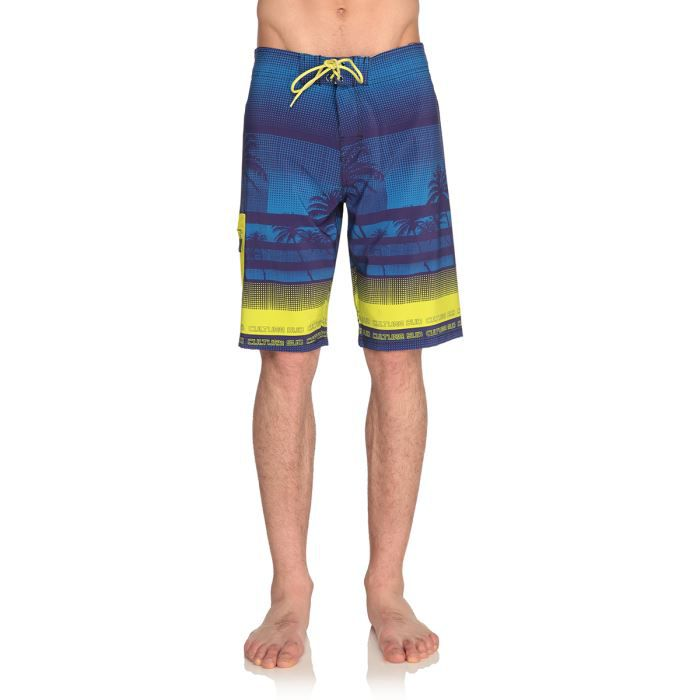 CULTURE SUD Boardshort Ulka Homme