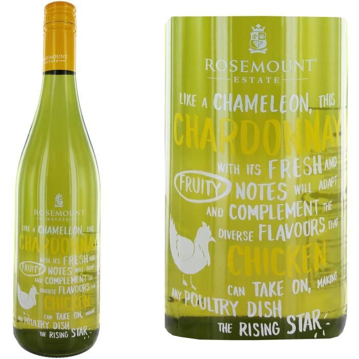 Rosemount Meal Matcher Chicken - Vin blanc x1