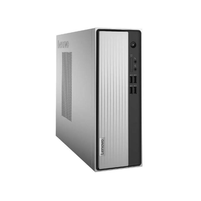 Unité centrale - LENOVO deacentre 3 07ADA05 - AMD Ryzen 5-3500U - RAM 8Go - Stockage 512 SSD - AMD Radeon - Windows10