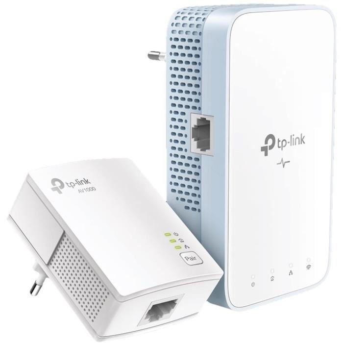 Kit CPL Wi-Fi AV1000 Gigabit - TPLINK - TL-WPA7517