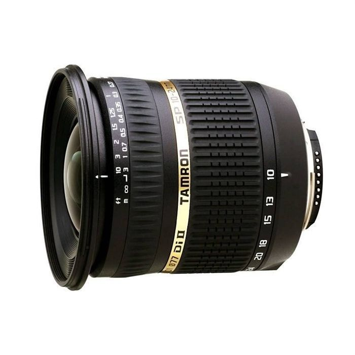 TAMRON SP AF 10-24mm F/3.5-4.5 Di II LD Nikon