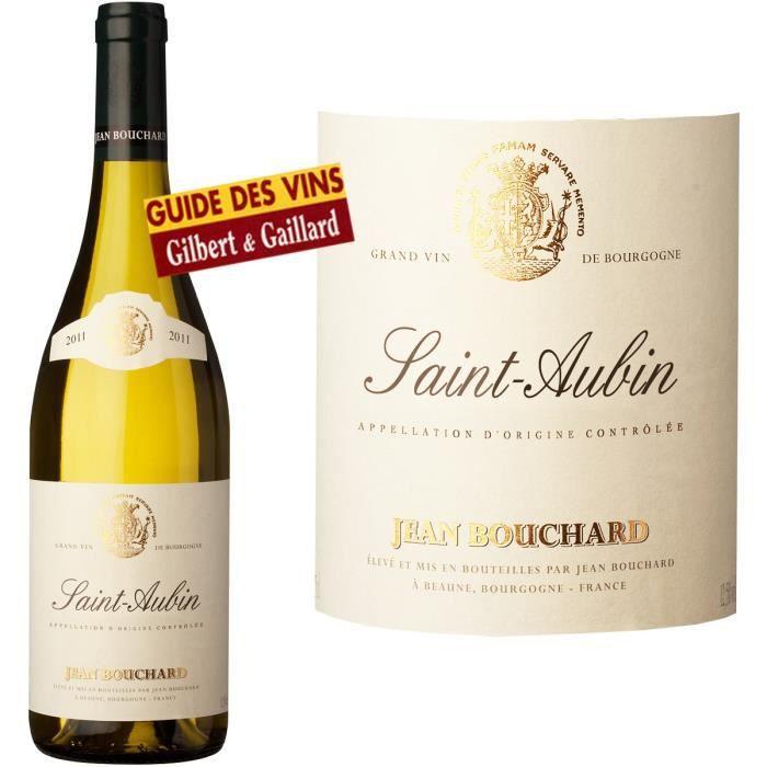 Jean Bouchard Saint Aubin - Vin blanc de Bourgogne