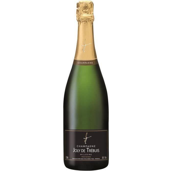 Champagne Joly de Trébuis Millésimé 2011 Brut - 75 cl