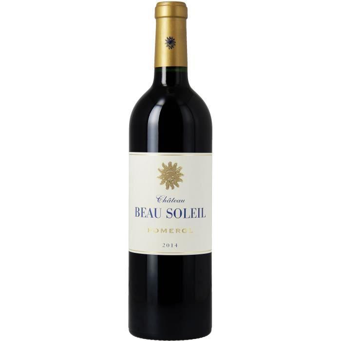 Château Beau Soleil Pomerol 2012 - Vin rouge x1