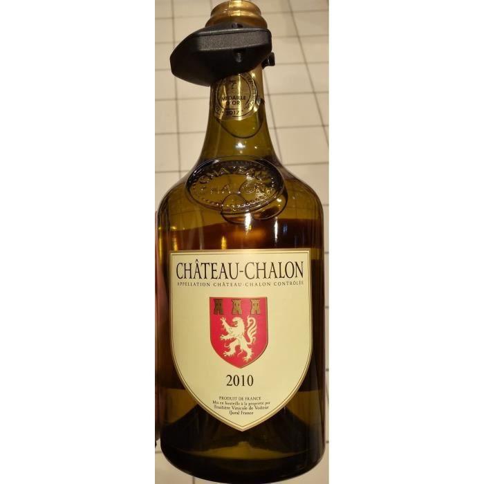 La Fruitière Vinicole de Voiteur 2012 Chalon - Vin blanc du Jura