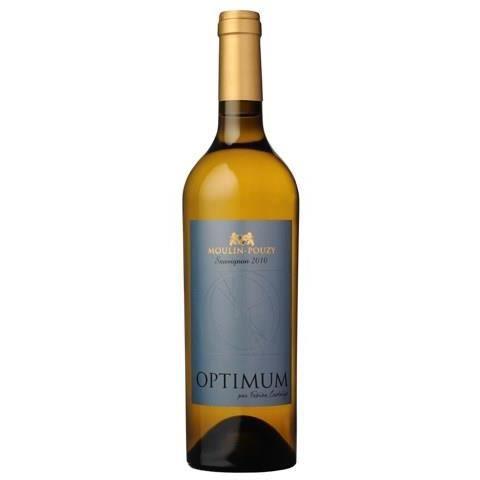 Domaine du Moulin-Pouzy Optimum 2013 Bergerac - Vin blanc du Sud-Ouest