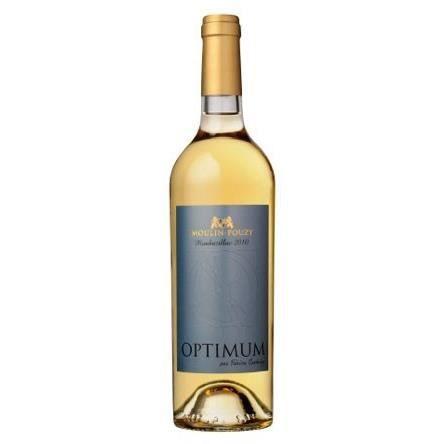 Domaine du Moulin-Pouzy Optimum 2011 Monbazillac - Vin blanc du Sud-Ouest