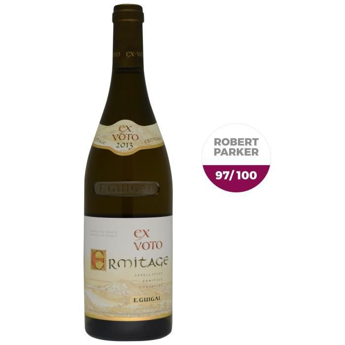 E. Guigal 2013 Ermitage Ex-Voto - Vin blanc du Rhône